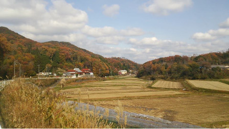 写真 神石高原町の風景